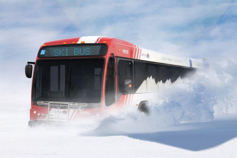 ogden ski bus information