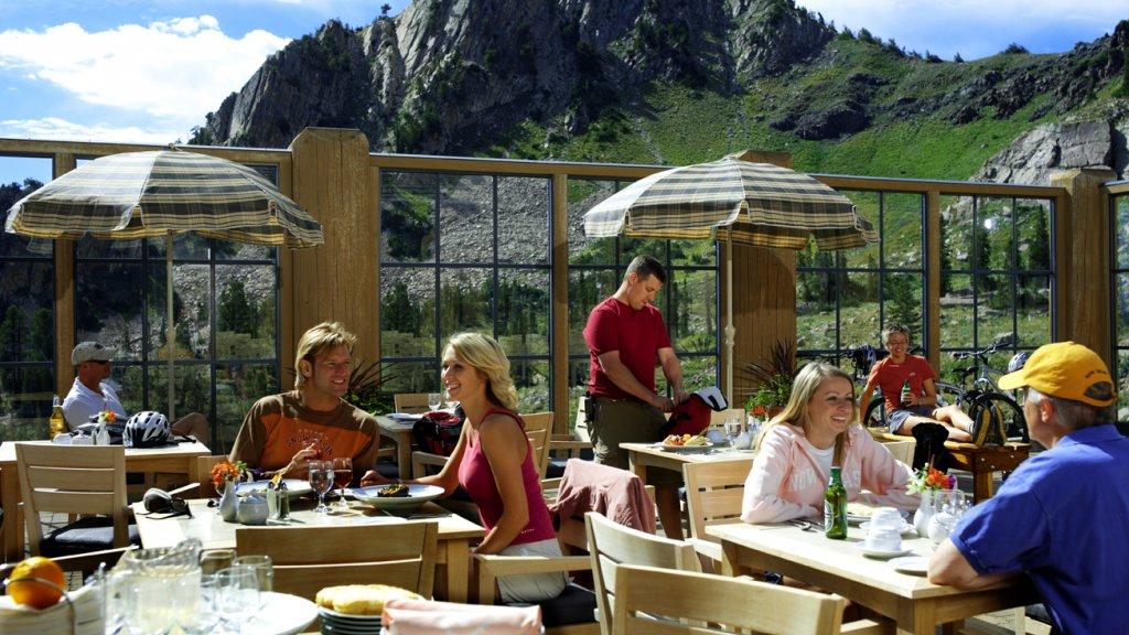 outdoor dining ogden