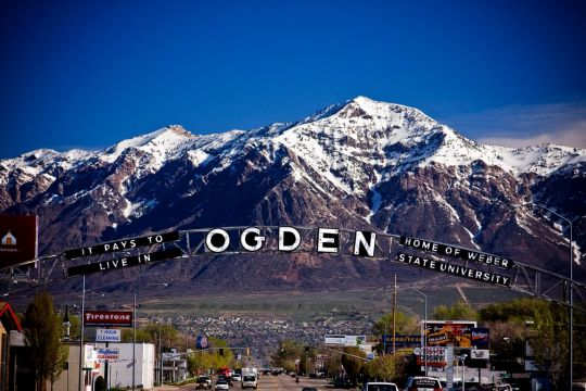 Set at the base of the beautiful Wasatch Mountains, Ogden offers downtown charm and year-round mountain recreation.