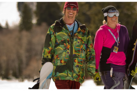With three world-class ski resorts minutes from town and more than 400 inches of fresh powder each season, Ogden is THE place for winter sports.